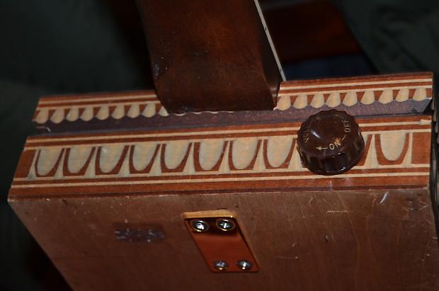 how to make a cigar box electric guitar