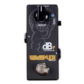 Wampler dB+ Boost/Independent Buffer FREE U.S. EXPRESS SHIPPING