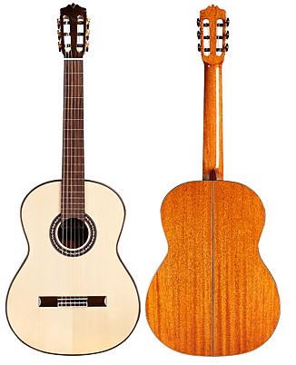 844e9674b Cordoba C9 SP MH Nylon String Guitar