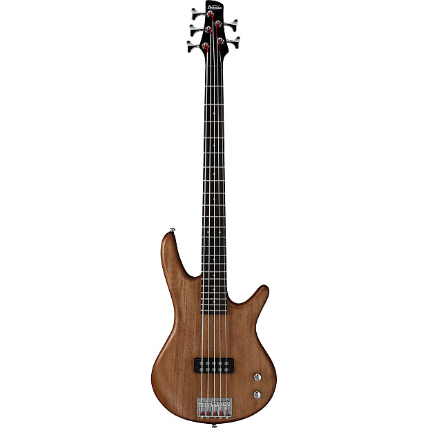 ibanez gio gsr105exmol 5 string electric bass natural reverb. Black Bedroom Furniture Sets. Home Design Ideas