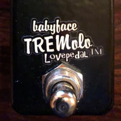 Lovepedal Babyface Tremolo