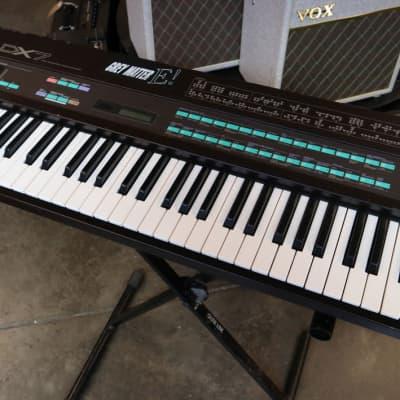Yamaha DX7   Sound Programming