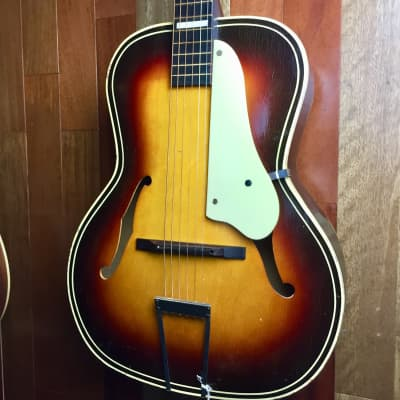Vintage Marvel Chicago Acoustic Archtop for sale