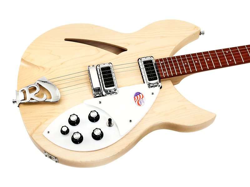 Rickenbacker 330 Mapleglo Electric Guitar Holiday Sale Price Reverb