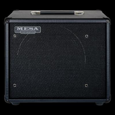 Mesa/Boogie 1x12 Thiele Cabinet - Black Taurus / Black Jute