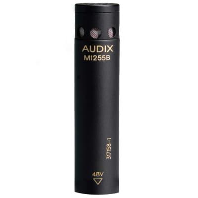Audix M1255B Miniature Cardioid Condenser Microphone