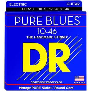 DR PB-45 Pure Blues Bass Guitar Strings - Medium (45-105)