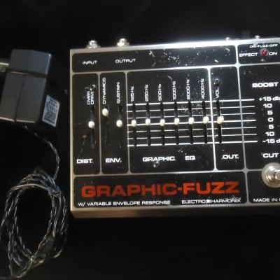 Vintage Electro-Harmonix Graphic Fuzz