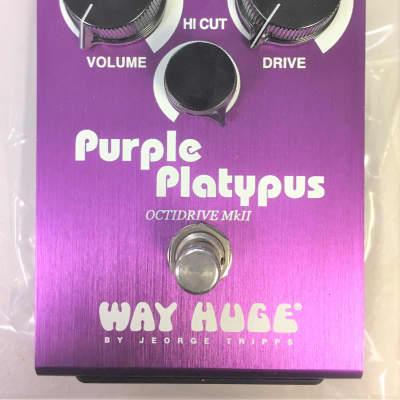 Way Huge WHE800 Purple Platypus Octidrive MkII
