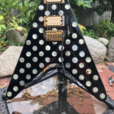 2001 Bunker,  Randy Rhoads / Flying V / wireless guitar for sale