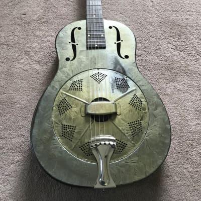 1932 National Duolian Resophonic  All Original Guitar for sale