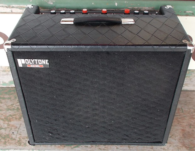 polytone mini s12l guitar combo amp reverb. Black Bedroom Furniture Sets. Home Design Ideas