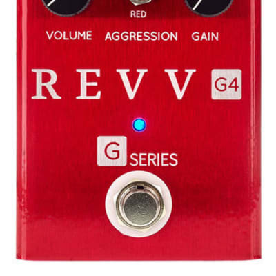 Revv G4 Distortion - 1x opened box for sale