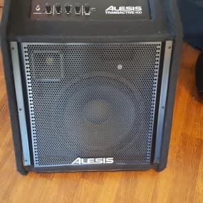 Alesis TransActive 400 High-Powered Electronic Drum Set Amp
