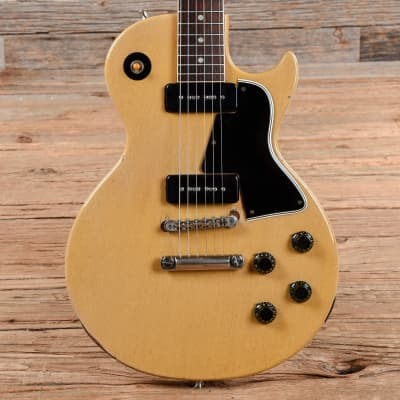 Gibson Les Paul Special TV Yellow 1956 (s012)