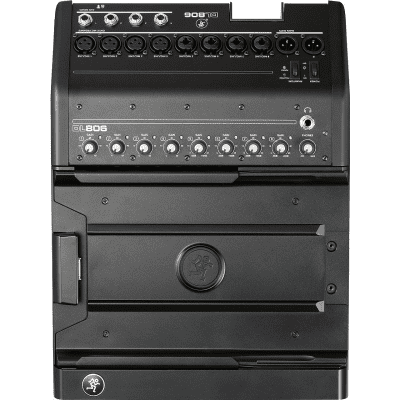 Mackie DL806 8-Channel Wireless Digital Mixer with Lightning Connector
