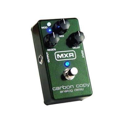 Pedal MXR M169 Carbon Copy Analog Delay