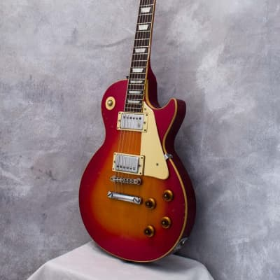 Yamaha SL800 Studio Lord Red Sunburst 1976 for sale