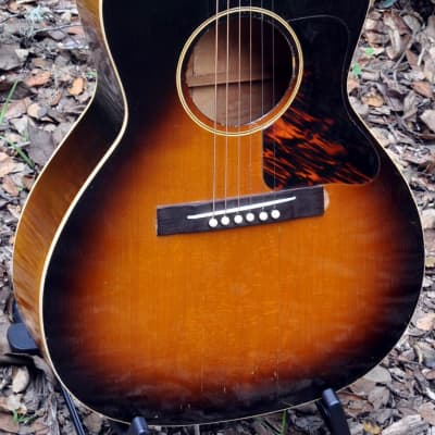 1939 Gibson L-C Century -Sweet, light and loud for sale
