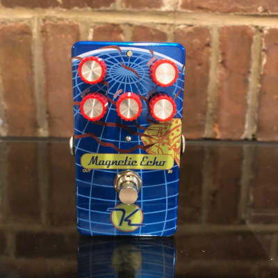 Keeley Magnetic Echo - limited edition low serial number 33
