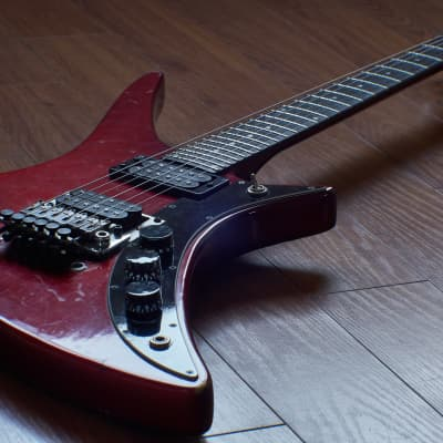 Guild X-79 Skyhawk - Cherry Red w/ Floyd Rose for sale