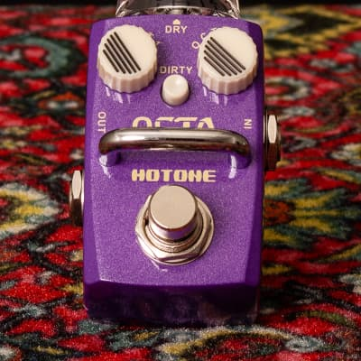 Hotone Skyline Series Stompbox: OCTAVE for sale