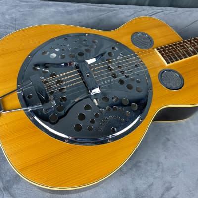 Debro Dobro Type Resonator Guitar Rare!  MIJ! 1970's