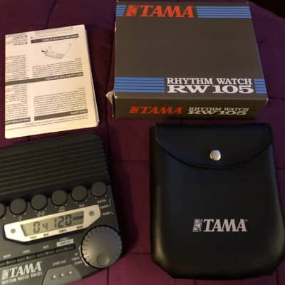 Tama RW105 Rhythm Watch Programmable Metronome for sale