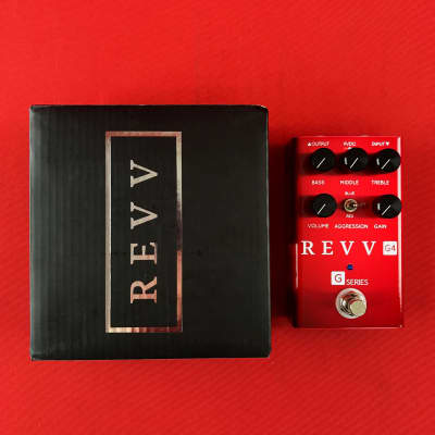 [USED] Revv Amplification G4 High Gain Distortion (See Description). for sale
