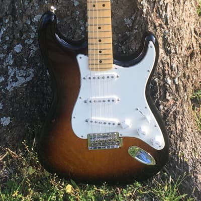 Fender American Special Stratocaster - TEXAS SPECIAL P'UPS - HSC Included for sale
