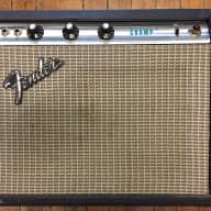 Fender Champ Early 1970s Silverface