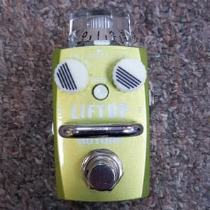 Hotone LIFTUP Clean Boost Mini Effects Pedal for sale