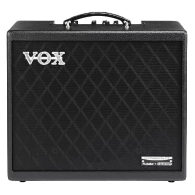 """Vox Cambridge 50 1x12"""" Modeling Combo Amplifier with Nutube Technology"""