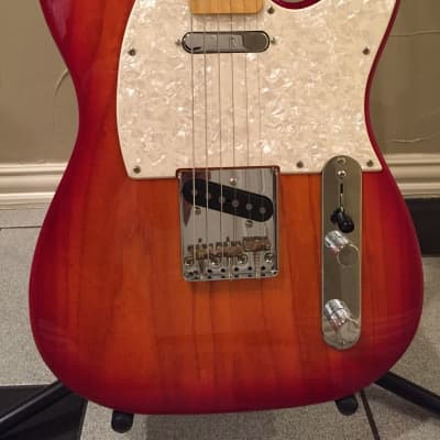 Schecter PT Standard Californian 2015 Aged Cherry Sunburst for sale
