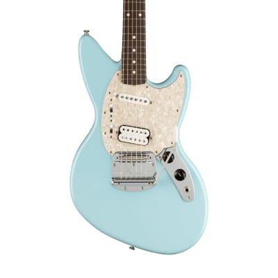Fender Kurt Cobain Jag-Stang Rosewood Sonic Blue - IN STOCK