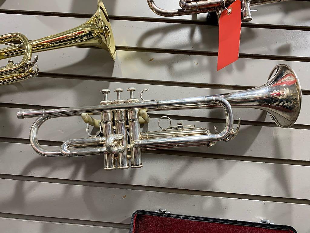 Yamaha YTR-200ADII Advantage Silver Trumpet