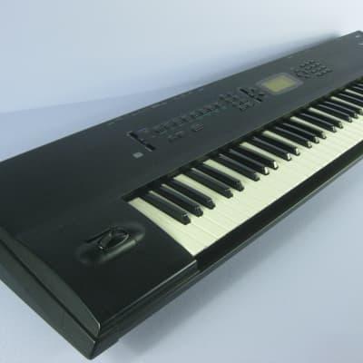 Korg X2 76-keys  Workstation Synthesizer w/ New LCD Backlight X3