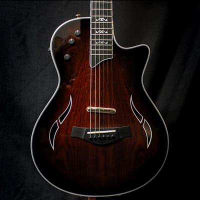 Taylor T5z Custom- C Acoustic Electric Guitar w/ Case - Cocobolo for sale