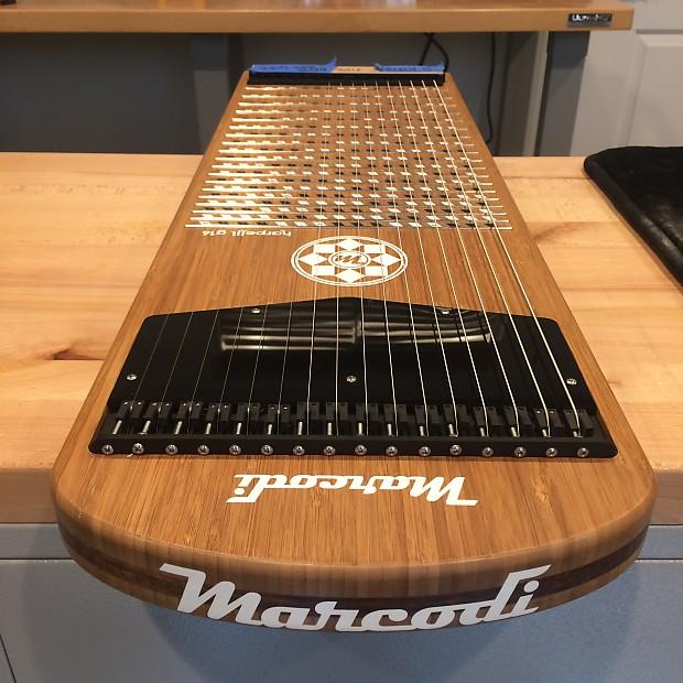Marcodi Harpejji G16 2017 Bamb...