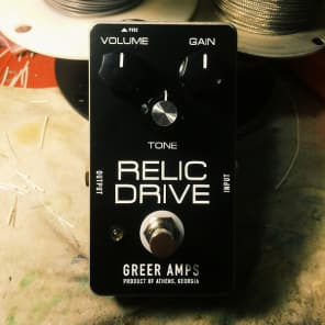 Greer Relic Drive Overdrive