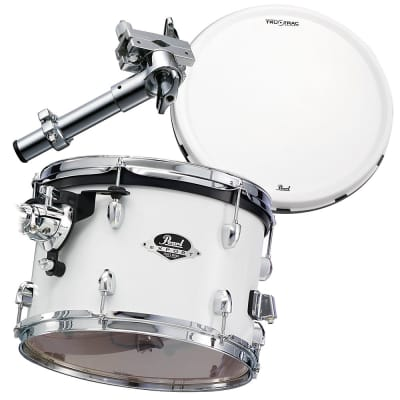 Pearl EXX12TTPS Tru Trac Tom Expansion Pack - Pure White