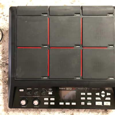 Roland SPD-SX + KD-7