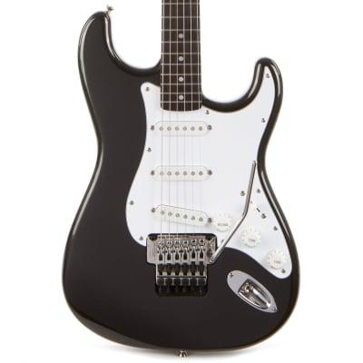 Used Fender Maverick Stratocaster Kahler Montego Black MIJ 1989 for sale