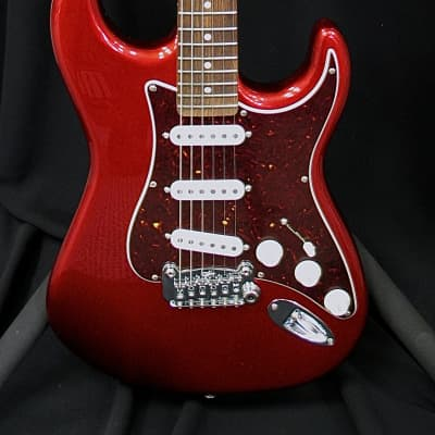 G&L  Legacy - Candy Apple Red for sale