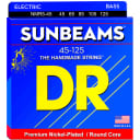 DR Strings Sunbeam NMR5-45 Medium 5-String Bass Nickel 45-125