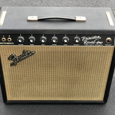 Fender Princeton Reverb 1967 Blackface for sale