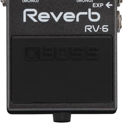 BOSS RV-6  Digital Reverb for sale