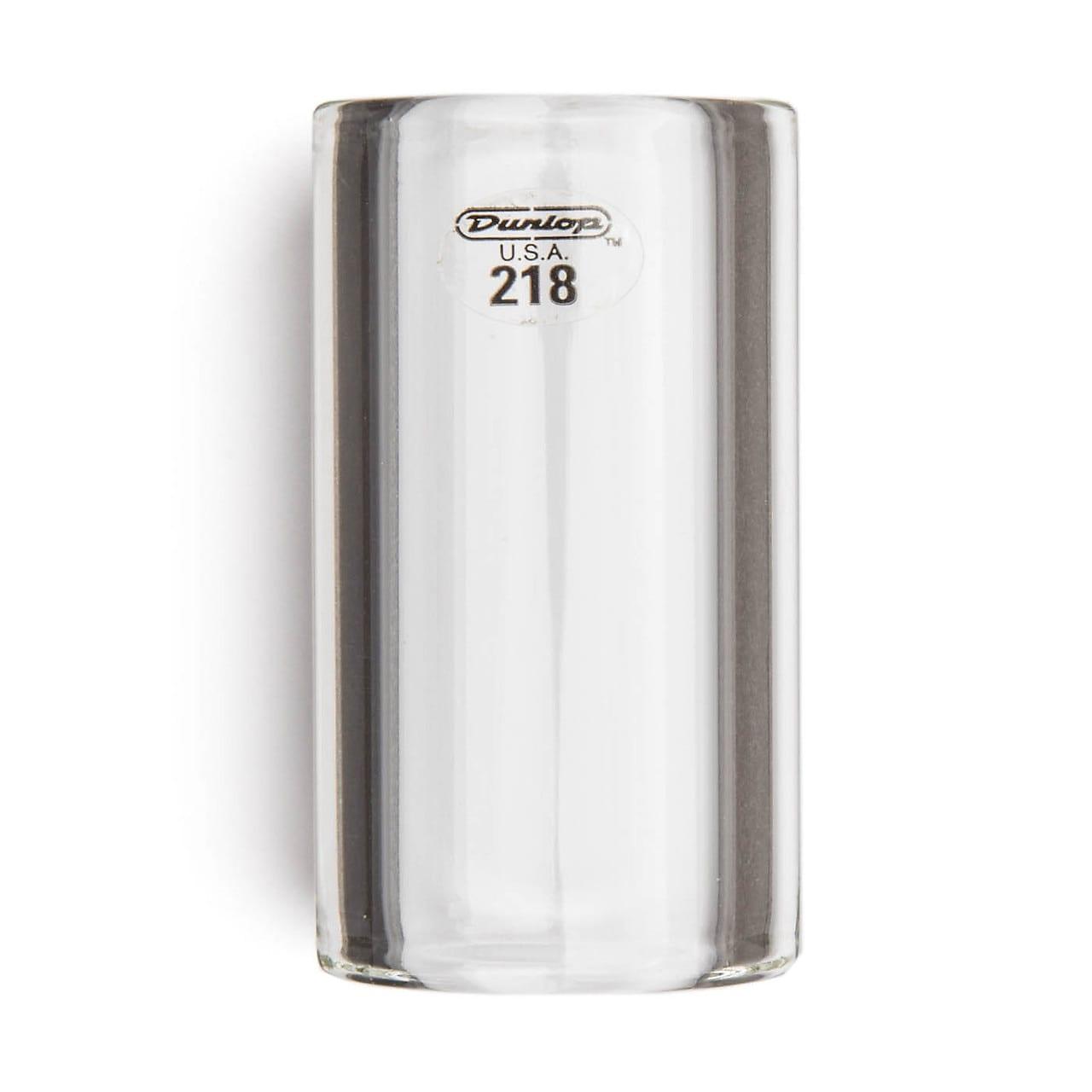 Dunlop 218 Medium Short Pyrex Glass Slide Heavy Wall