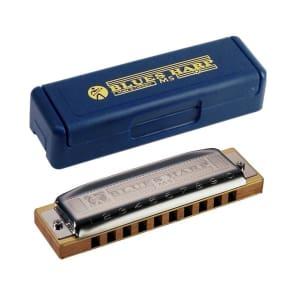 Hohner 532BX-E MS Series Modular Blues Harp Harmonica - Key of E
