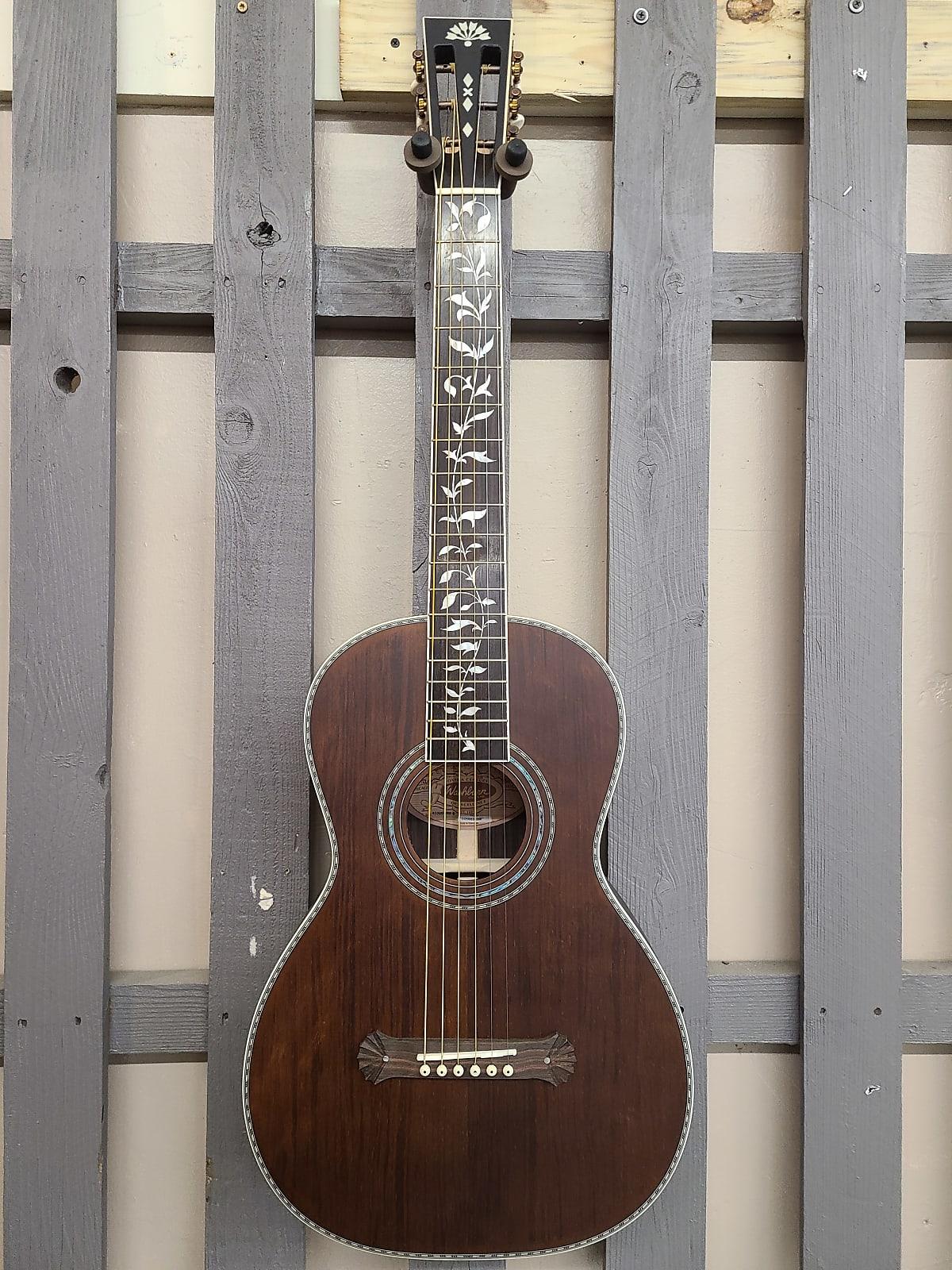 Washburn Revival Solid Parlor Vintage Acoustic